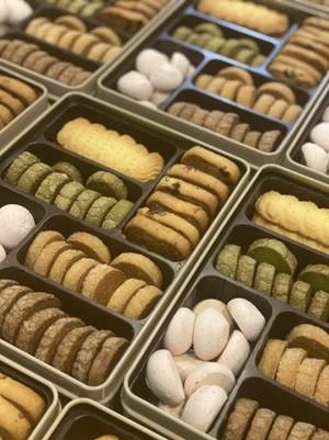 【6/5~6/20受け取り限定】オリジナル保冷バッグ付き♪オリジナルクッキー缶